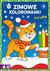 Książka ePub Zimowe kolorowanki 3-4 lata - Praca zbiorowa - Praca zbiorowa