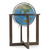 Książka ePub Cross Blue globus podświetlany fizyczno / polityczny, kula 50 cm - brak