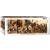 Książka ePub Puzzle 1000 Panoramic Dinosaurs by Haruo Takino 6010-4650 - brak