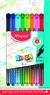 Książka ePub Cienkopis Maped Graph Peps Deco 8 kolorów blister - brak