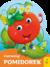Książka ePub Czerwony pomidorek wykrojnik - brak