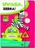 Książka ePub Uwaga, zebra! Kodeks drogowy przedszkolaka Elżbieta Lekan - zakładka do książek gratis!! - Elżbieta Lekan