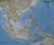 Książka ePub Azja Południowo-Wschodnia Classic mapa ścienna polityczna arkusz papierowy 1:6 497 000 - brak