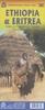 Książka ePub Ethiopia & Eritrea 1:900 000/1:915 000 - brak
