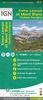 Książka ePub Entre Leman et Mont Blanc, 1:75 000 - brak