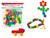 Książka ePub Klocki konstrukcyjne Korale 40 elementów - brak