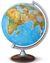 Książka ePub Atlantis globus podświetlany fizyczny / polityczny kula 25 cm Nova Rico - brak