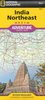 Książka ePub India Northeast, 1:1 400 000 - brak
